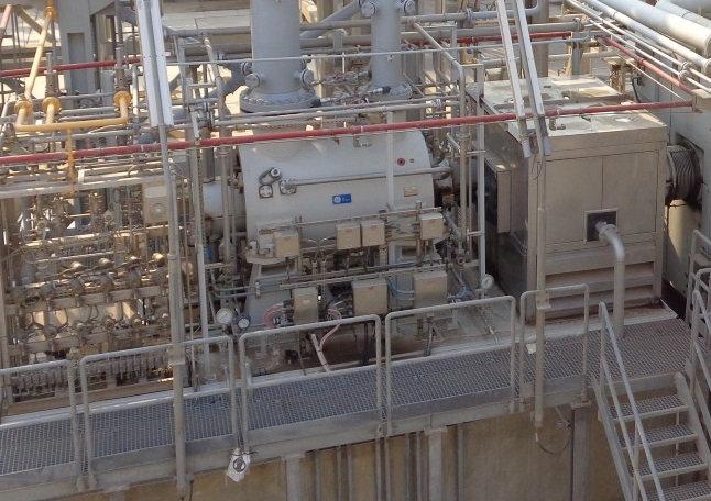 centrifugal compressor egypt