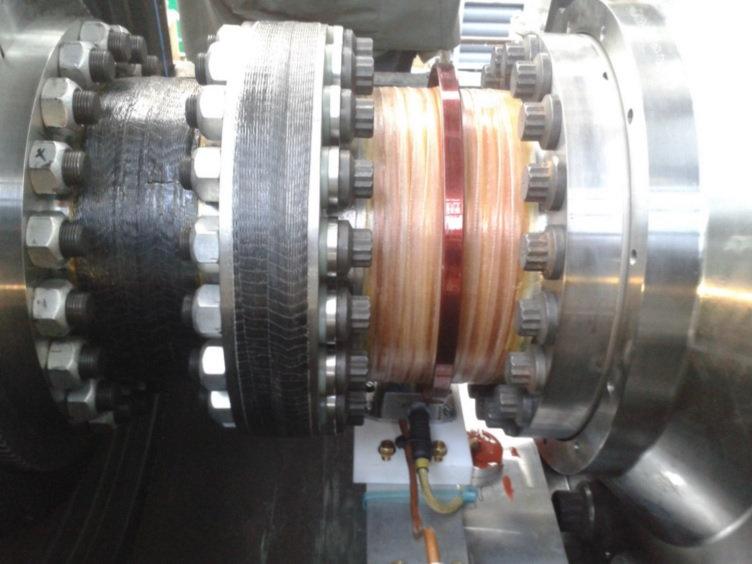 High-speed-torquemeter-on-motorcompressor-train